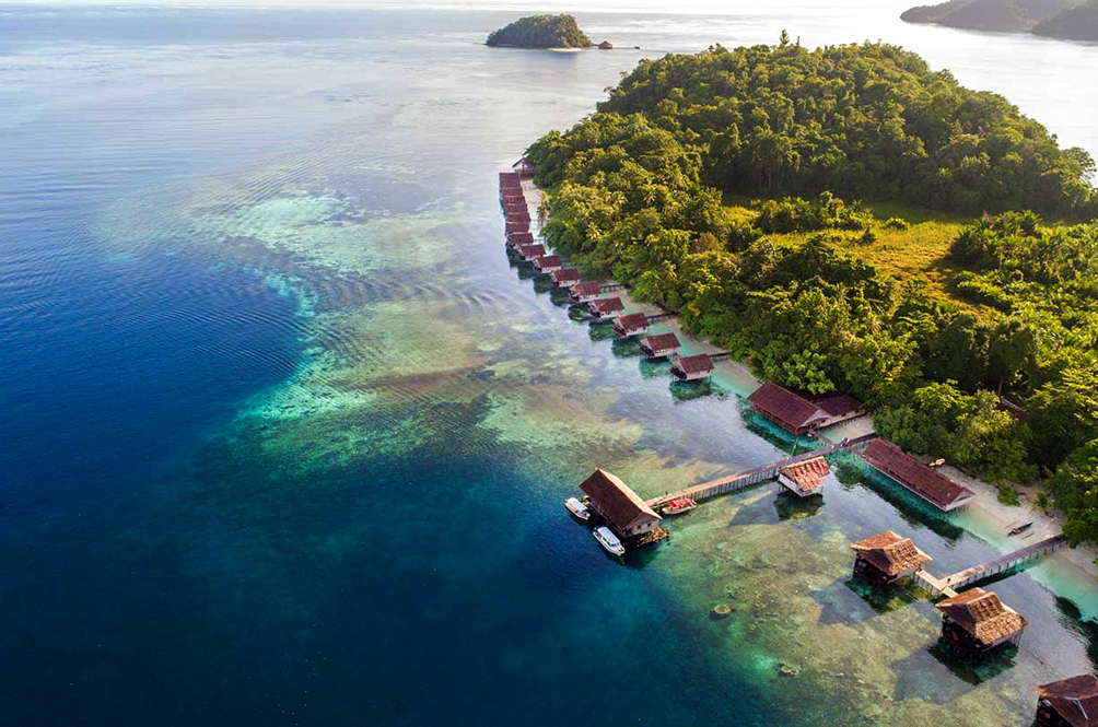 Indonesia's Raja Ampat Is Breathtaking, Scenic And Spectacular Rolled Into One